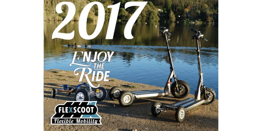Enjoy The Ride in 2017